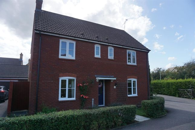 Thumbnail Detached house for sale in Cresswell Drive, Hilperton, Trowbridge