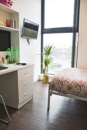 1 bed flat for sale in Buy To Let Apartments, Great Homer Street, Liverpool L5