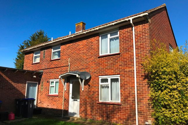 Thumbnail Flat to rent in Neville Close, Salisbury