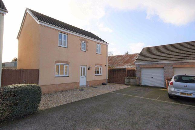 Thumbnail Property to rent in Buller Close, Cullompton