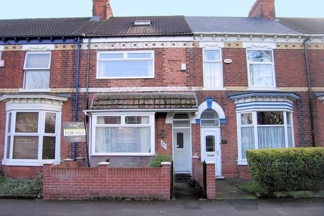 Thumbnail Property for sale in Ella Street, Hull