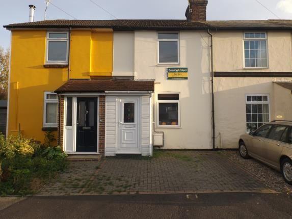 Thumbnail Terraced house for sale in Canterbury Road, Willesborough, Ashford, Kent