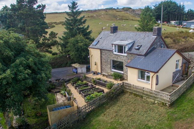 Thumbnail Detached house for sale in Bontnewydd, Aberystwyth