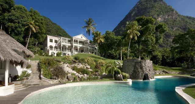 Thumbnail Villa for sale in La Belle Helene, La Belle Helene, Soufriere, St Lucia