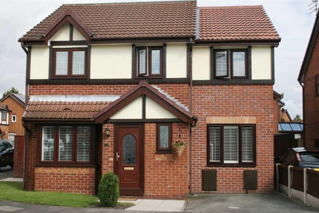 Thumbnail Detached house for sale in Whinmoor Road, Fazakerley, Liverpool
