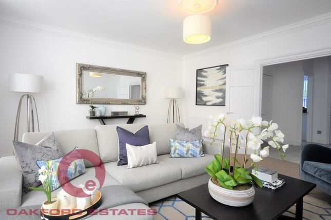 Thumbnail Flat for sale in Prince Regents Mews, Euston