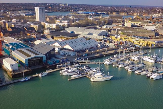 Office to let in Unit 3d, Ocean Quay Marina, Belvidere Road, Southampton
