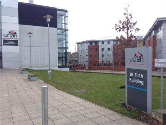 Uclan of Leighton Street, Preston PR1