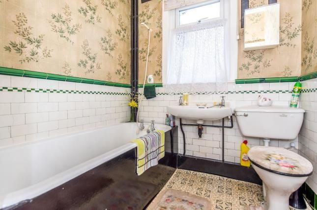 Bathroom of Broad Green Road, Old Swan, Liverpool, Uk L13