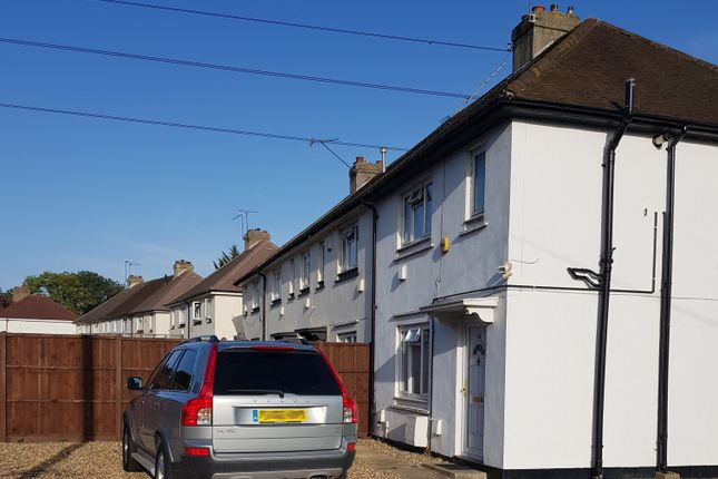 Thumbnail Semi-detached house to rent in Poyle Park, Horton Road, Colnbrook, Slough