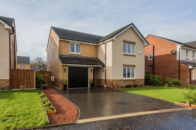 Thumbnail Detached house for sale in 69 Raeswood Road, Crookston