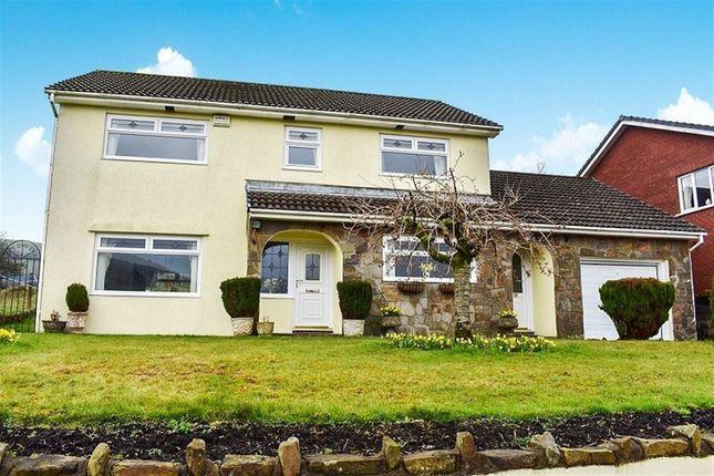 Thumbnail Property to rent in Heol Tynton, Llangeinor, Bridgend
