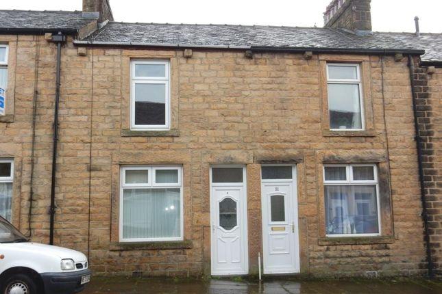 Thumbnail Terraced house to rent in Trafalgar Road, Lancaster