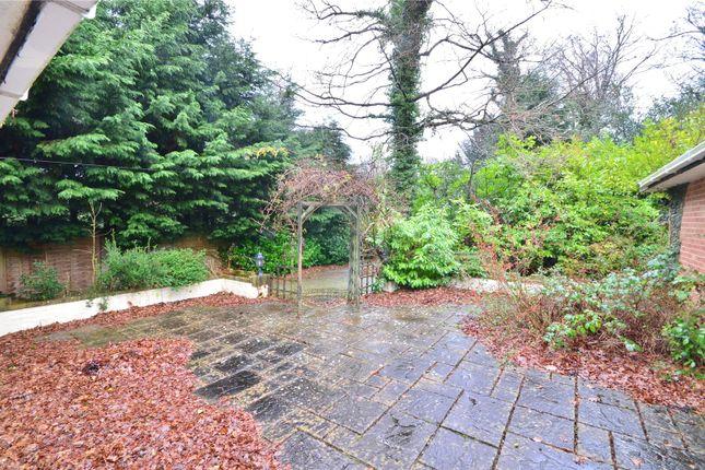 Thumbnail Detached bungalow for sale in Furnace Wood, Felbridge