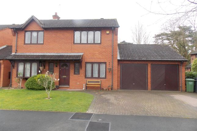 Thumbnail Detached house to rent in St. Augustines Close, Droitwich