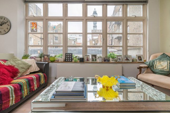 Thumbnail Semi-detached house for sale in Goodge Place, Fitzrovia, London
