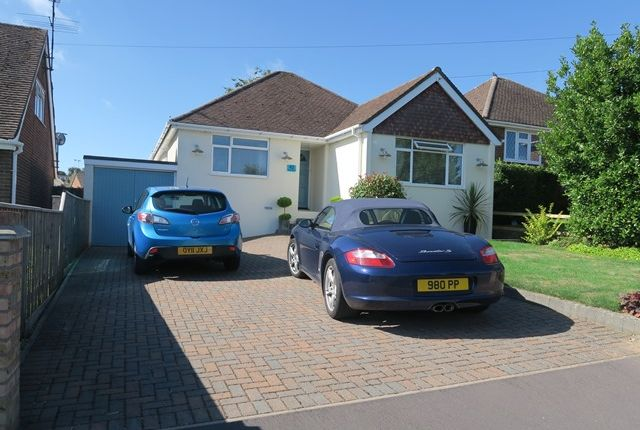 Thumbnail Detached bungalow to rent in Dale Road, Hythe, Southampton