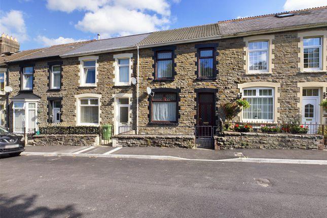 Thumbnail Terraced house for sale in Trevor Street, Aberdare, Rhondda Cynon Taff