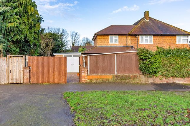 2 bed semi-detached house to rent in Manor Road North, Thames Ditton KT7