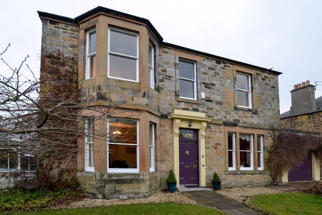 Thumbnail Detached house for sale in Ivy Lodge, 8 Waverley Road, Eskbank, Midlothian