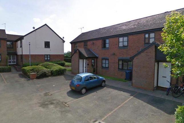 Thumbnail Flat to rent in Flat, 2 Moore Close, Stone, Staffordshire