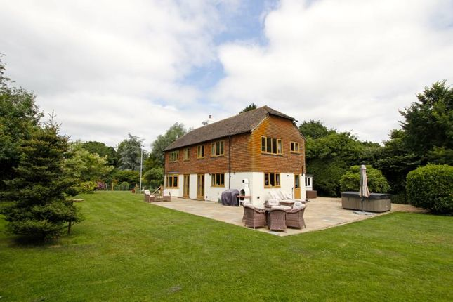 Thumbnail Detached house for sale in Billingshurst Road, Ashington, Pulborough, West Sussex