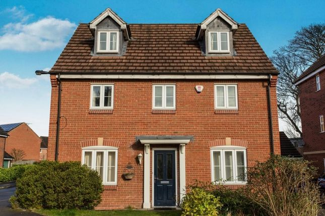 Thumbnail Detached house for sale in Glenwood Court, Sheffield