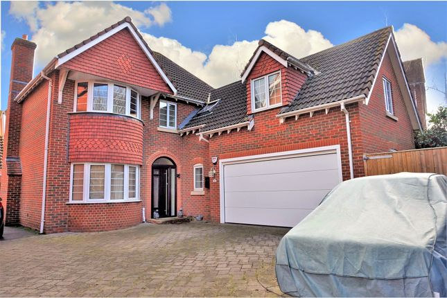 Thumbnail Detached house for sale in Ruby Close, Sittingbourne