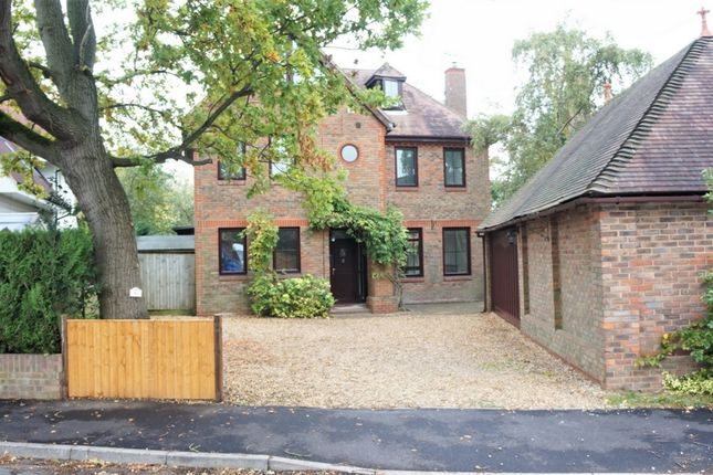 Thumbnail Detached house to rent in The Meadway, Loughton