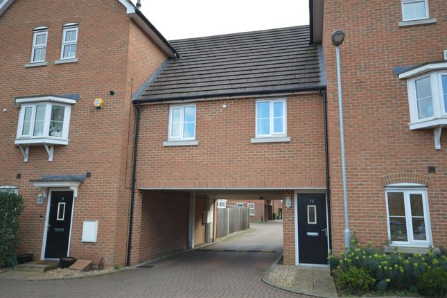1 bed flat to rent in Centaurus Square, Curo Park, Frogmore, St.Albans