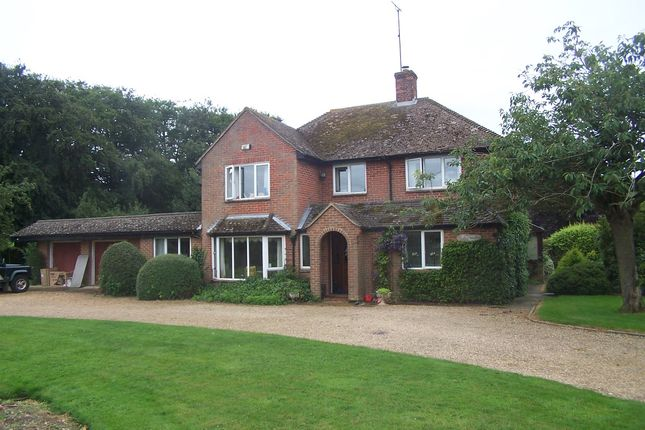 Thumbnail Country house to rent in Upper Lambourn, Hungerford
