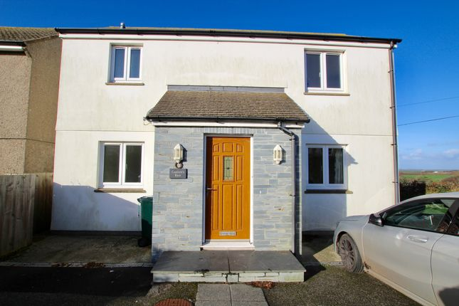 Thumbnail Detached house to rent in Clifden Close, Mullion, Helston