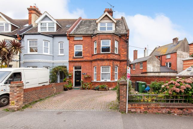 Thumbnail Maisonette for sale in Amherst Road, Bexhill-On-Sea