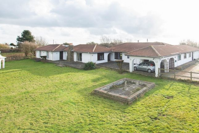 Thumbnail Detached house for sale in New Dover Road, Capel-Le-Ferne