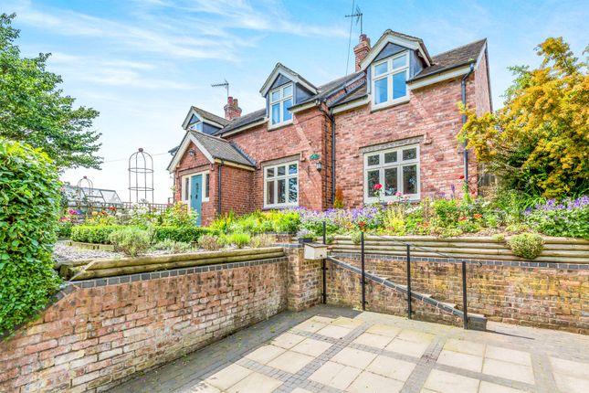 Thumbnail Detached house for sale in Allens Lane, Marchington, Uttoxeter