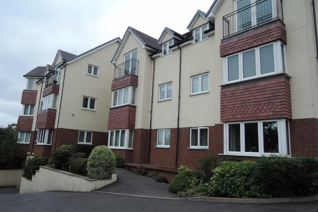 Thumbnail Flat to rent in Mulberry Court, Kings Road, Sutton Coldfield