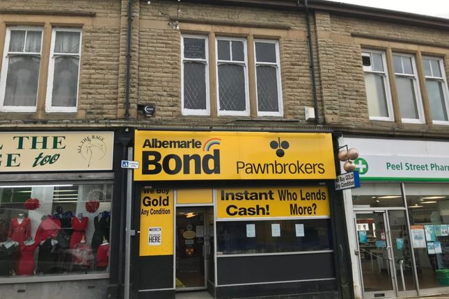 Thumbnail Retail premises to let in Coopers Close, Peel Street, Oswaldtwistle, Accrington