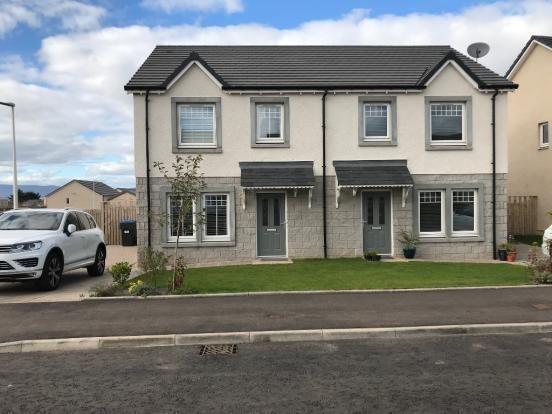 Thumbnail Semi-detached house for sale in Dumbarton Road, Glenboig