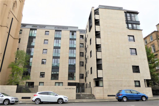Thumbnail Flat to rent in 10 Park Circus Place, Glasgow, 6An