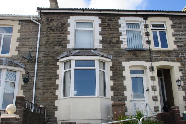 Thumbnail Terraced house for sale in North Road, Bargoed