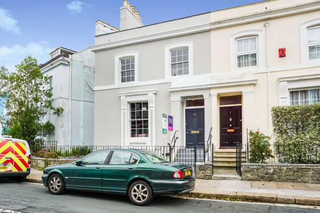 Thumbnail 4 bed semi-detached house for sale in Fellowes Place, Plymouth