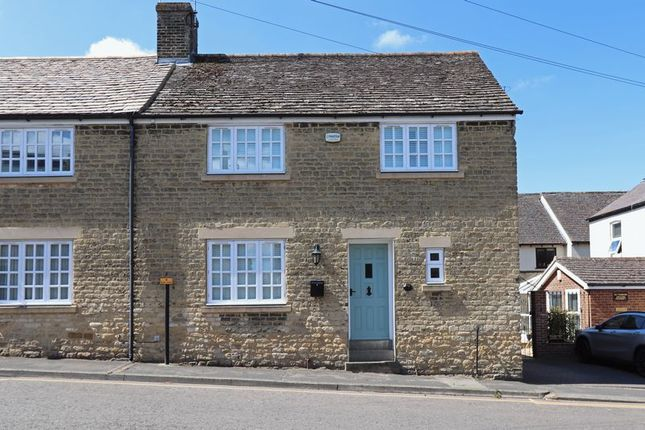 Thumbnail Semi-detached house to rent in Water Street, Stamford