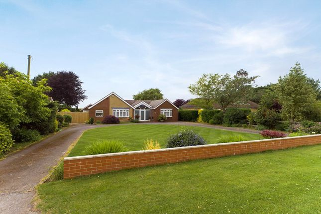 Thumbnail Bungalow for sale in Ferry Road, Barrow-Upon-Humber, North Lincolnshire