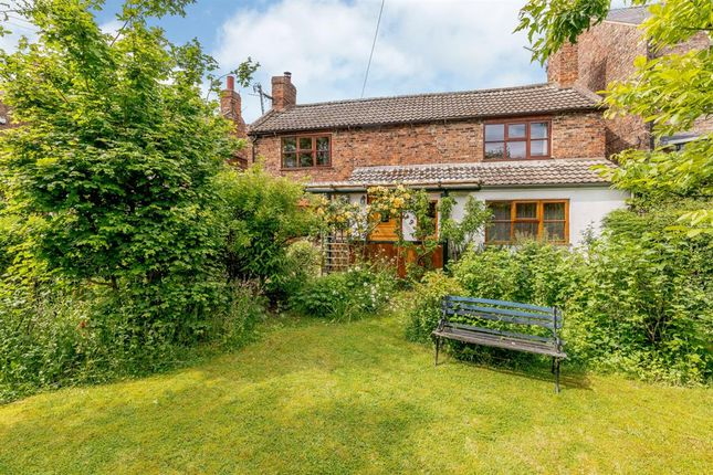 Thumbnail 4 bed detached house for sale in Main Street, Alne, York