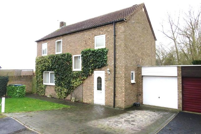 Thumbnail Detached house for sale in Ryecroft Lane, Fowlmere, Royston