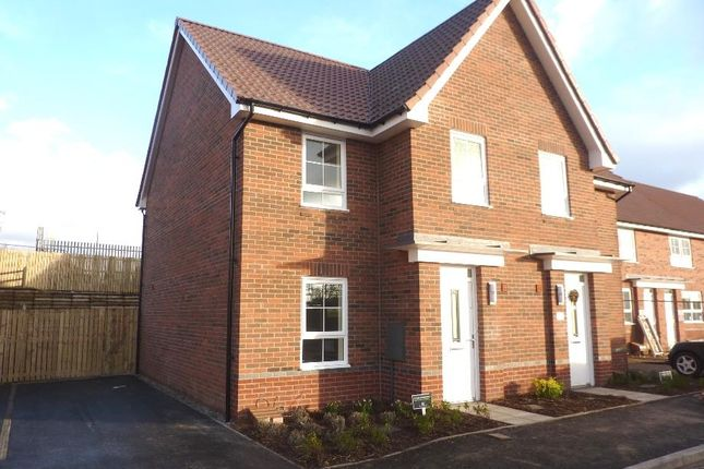 Thumbnail Semi-detached house to rent in De Lacy Road, Northallerton