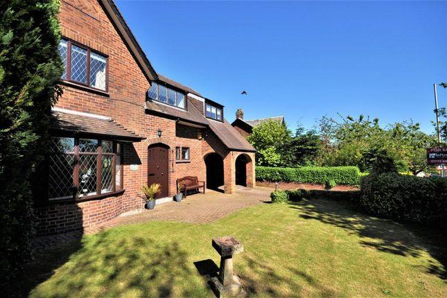 Thumbnail Detached house for sale in Dowbridge, Kirkham, Preston, Lancashire