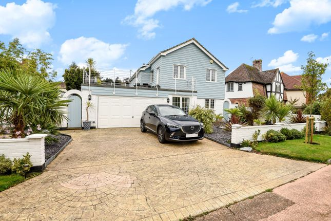 Thumbnail Detached house for sale in Wychwood Close, Aldwick, Bognor Regis