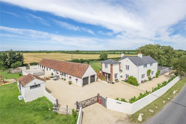 Thumbnail Detached house for sale in Water Eaton, Wiltshire