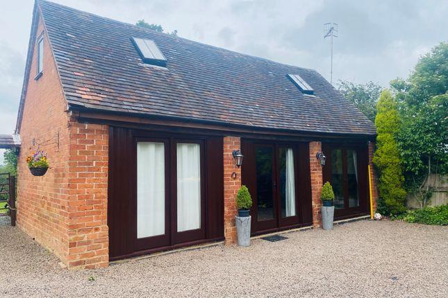 2 bed detached house to rent in Swan Lane, Upton Warren, Bromsgrove B61